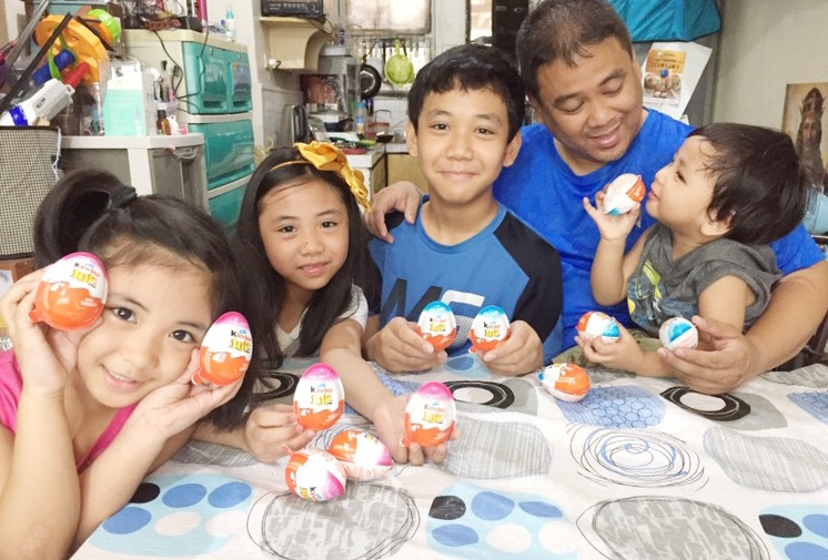 Our Discoveries: Fun and Learning Time with KinderJoy