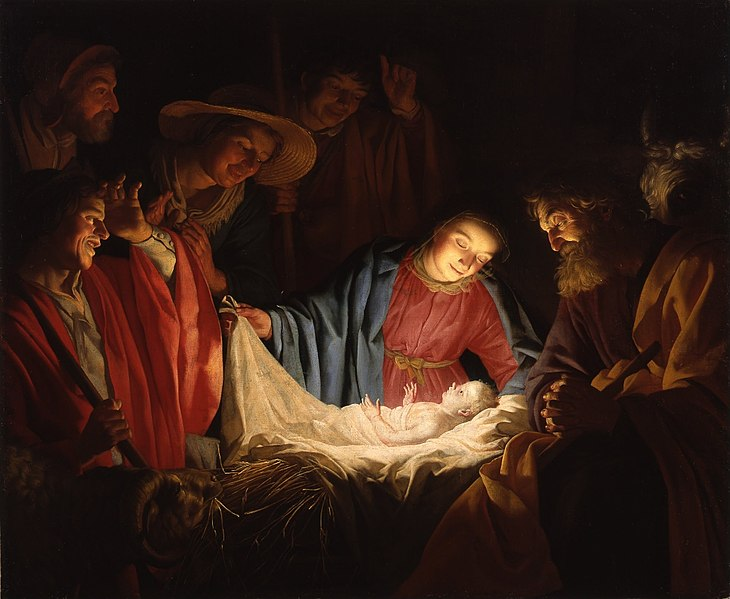Advent Hopes andTraditions